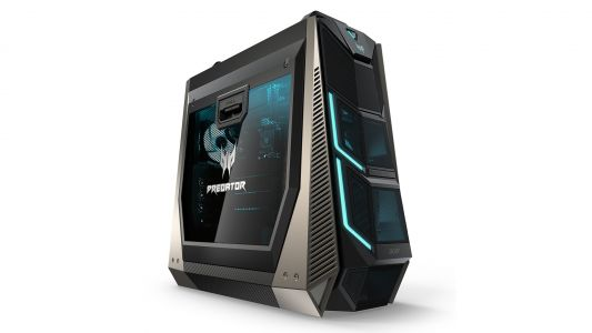 Acer just launched an 18-core CPU, quad-GPU gaming desktop in India