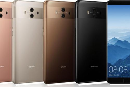 Huawei's Mate 10 and Mate 10 Pro bring larger screens, better cameras, and bigger brains