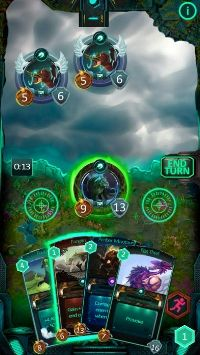 Apocalypse Hunters mixes AR technology and deck building, and it's out right now
