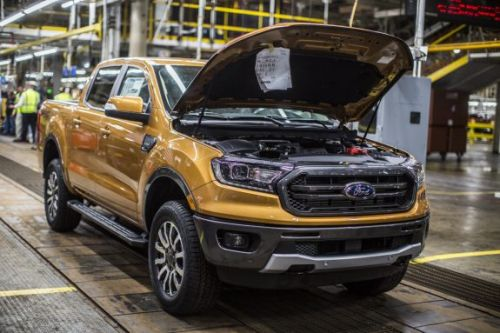 Ford Ranger production gives historic US plant a new life