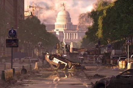 The Division 2 offers nothing but a funhouse mirror of America