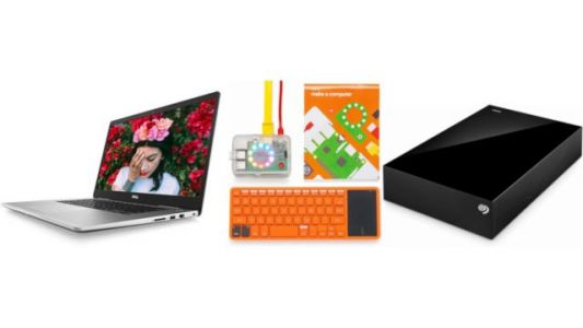 ET Deals: Dell Core i7 15.6-Inch 1080p Laptop $849, Seagate 8TB External HDD $119, Kano Computer Kit 2018 Edition $60