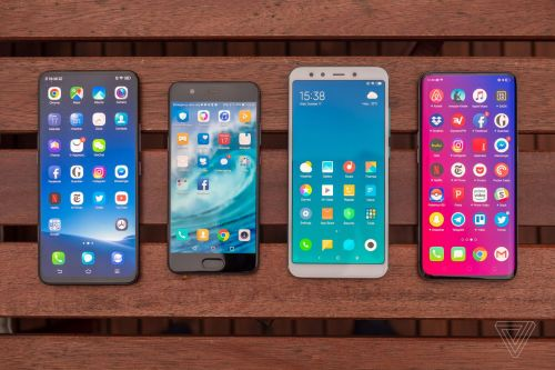 How China rips off the iPhone and reinvents Android
