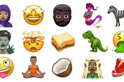 Apple shows off some of the new emoji coming to iOS and macOS later this year