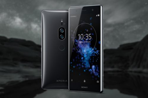 Sony's XZ2 Premium has a 4K display and dual cameras built for low-light shooting