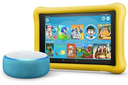 Amazon slashes up to $60 on the Echo Dot and Fire HD Kids Edition bundle