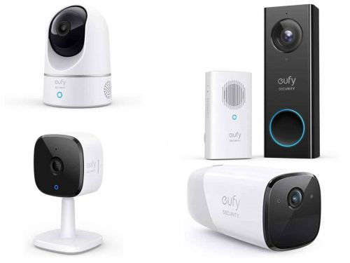 Get Home Security From eufy For As Much As 38% Off - Cyber Monday Deals 2020