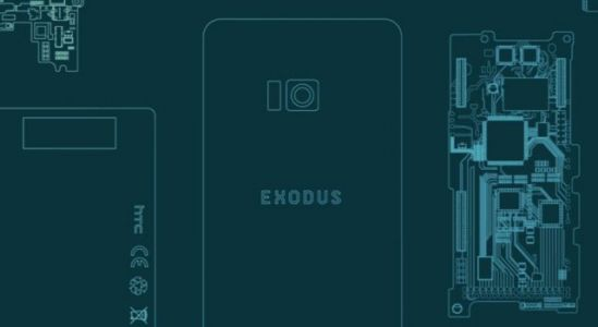 HTC's Exodus blockchain smartphone to launch on October 22