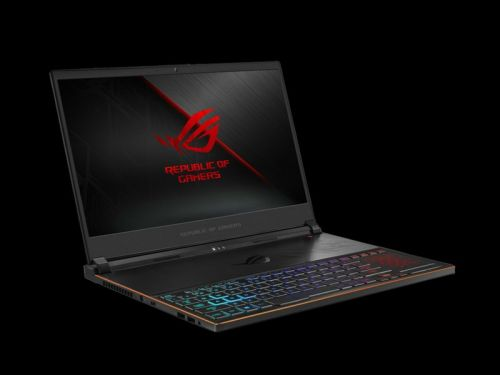ASUS new ROG Zephyrus S is the 'world's thinnest gaming laptop'