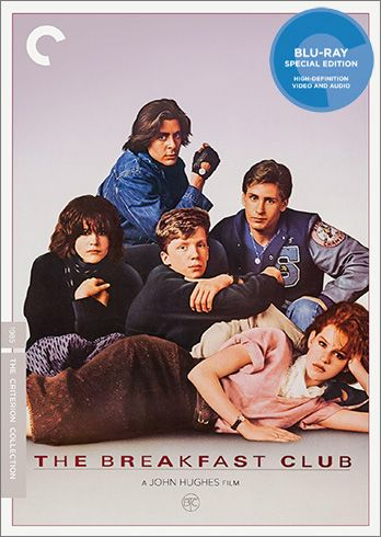 'The Breakfast Club' Criterion Collection Blu-ray Coming in January