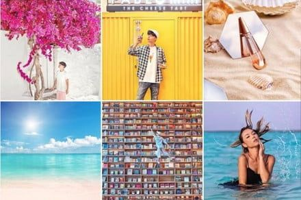 Popular Instagrammer caught using photos from image libraries