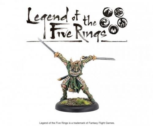 Privateer Press Announces New Legend of the Five Rings Miniatures Subscription Box