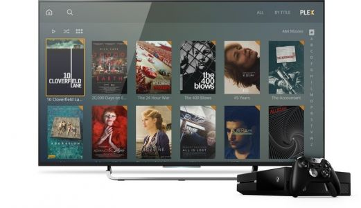 Plex for Xbox One updated with new look and features