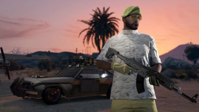 Weapons Trafficking Coming To Grand Theft Auto Online Next Month