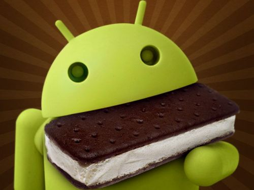Android Ice Cream Sandwich ne sera plus mis à jour par Google