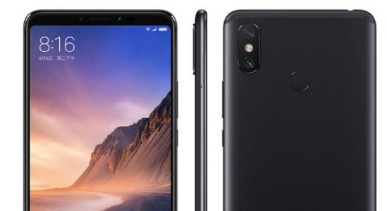 Xiaomi Mi Max 3 with huge display, 6GB RAM and 5500mAh battery announced