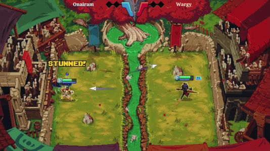 'Strikers Edge' Review: Medieval Dodge Ball