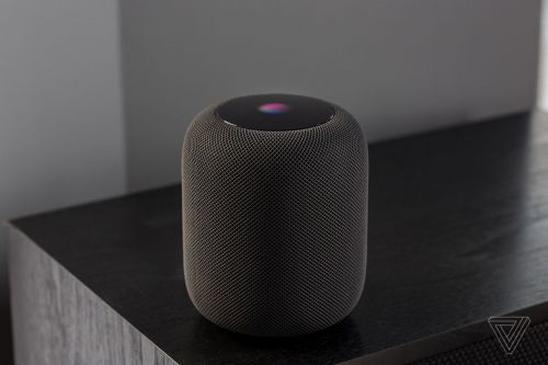 Apple updates HomePod with intercom and other new features