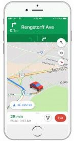 Latest Version of Google Maps for iOS Lets You Customize Your Car