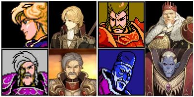 Fire Emblem EchoesShows How The Original Game Art Has Changed