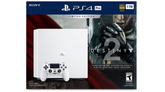 Geek Deals: Save $50 on a PlayStation 4 Pro Destiny 2 Bundle