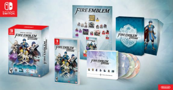 Fire Emblem Warriors DLC Packs Detailed