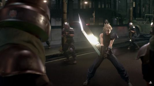FINAL FANTASY 7 REMAKE Was Announced Too Early According To The Game's Director