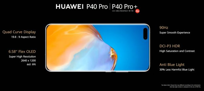 Huawei announces the P40 and tries to stay relevant without Google