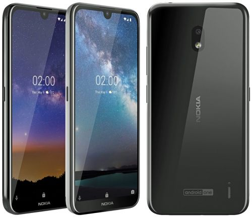 Nokia 2.2 receives new Android 10 build, Nokia 8 the October Security update
