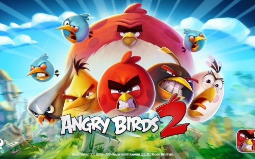 Angry Birds maker boosts sales from its gaming division