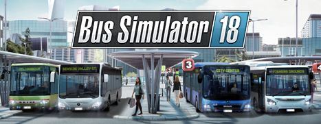 Daily Deal - Bus Simulator 18, 40% Off