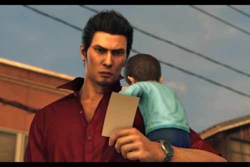God of War and Yakuza 6 show how games can tell great stories about parents