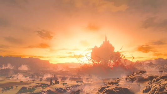 The Legend of Zelda: Breath of the Wild 2 locations are being found in the first game