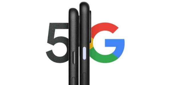 Google Pixel 5 and Pixel 4a 5G spotted together in a press photo