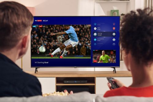 Sky will offer team-specific crowd noise from EA's FIFA game for the Premier League restart