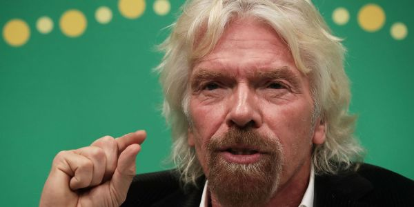 Richard Branson has told Virgin Trains to start selling the Daily Mail again - even though they're political enemies
