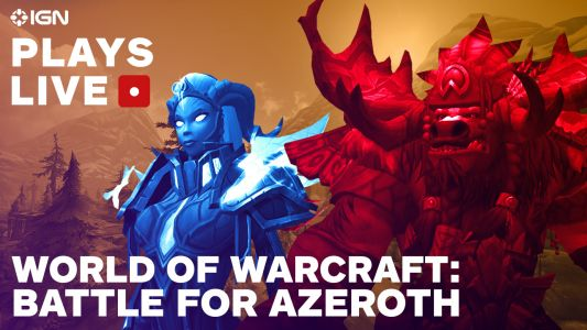 World of Warcraft: Battle for Azeroth Launch Day Livestream