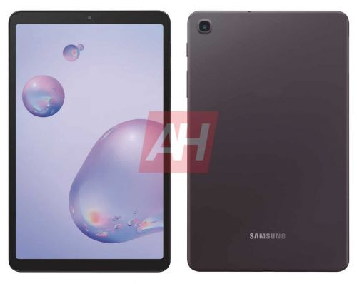 Exclusive: This Is The Samsung Galaxy Tab A 8.4 (2020)