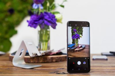 A starter guide to taking the best photos with the Galaxy S8