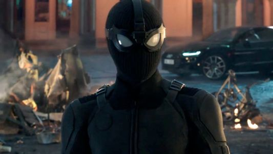 SPIDER-MAN: FAR FROM HOME Clip Confirms MJ Knows Peter Parker is Spider-Man