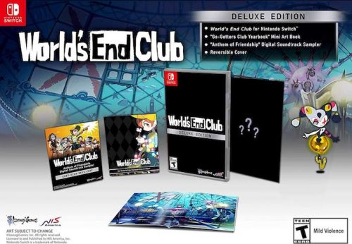 World's End Club: Here's What Comes in Each Edition