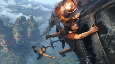 Chloe and Nadine Kick Ass and Take Names in Uncharted: The Lost Legacy's Launch Trailer