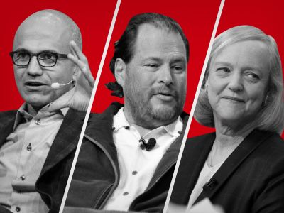 The 52 most powerful people in enterprise tech in 2017