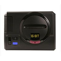 Sega entering micro-console biz with Mega Drive Mini