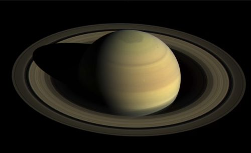 WTF is floating around Saturn?