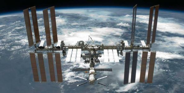 NASA says 2019 was the ISS National Lab's 'most prolific year'