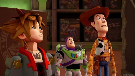 Every teammate confirmed for Kingdom Hearts 3