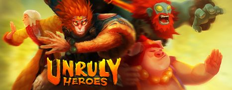 Daily Deal - Unruly Heroes, 30% Off