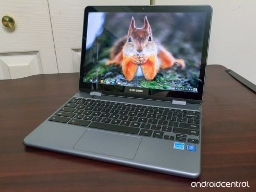 Samsung Chromebook Plus V2 is getting an LTE model