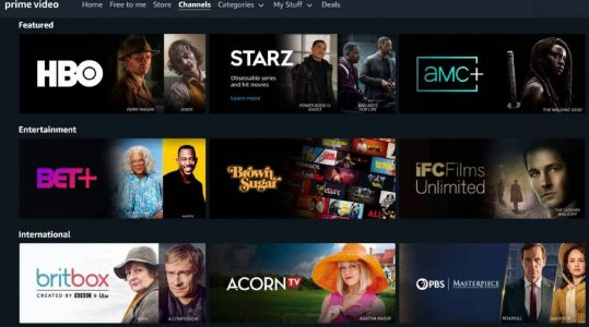 Amazon's Prime Video Channels may soon lose HBO option